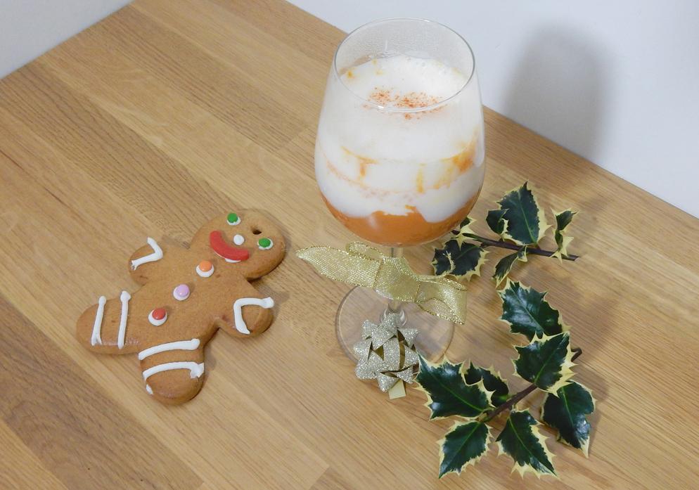 cappuccino soep recept lifetsyle by linda kerst oud en nieuw voorgerecht budget