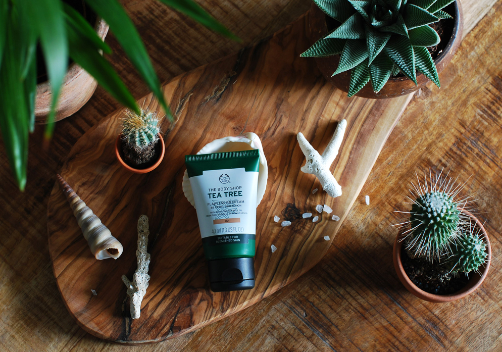 Tea Tree Flawless BB Cream The Body Shop