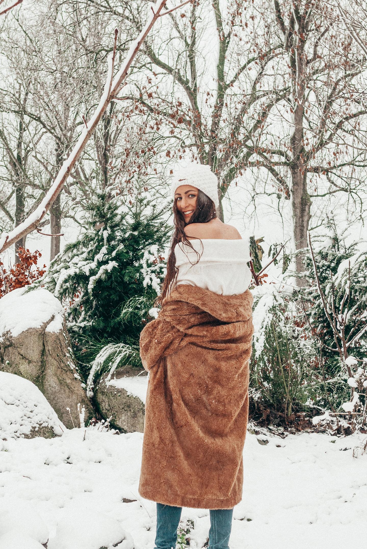 Sneeuw Outfit, winter OOTD