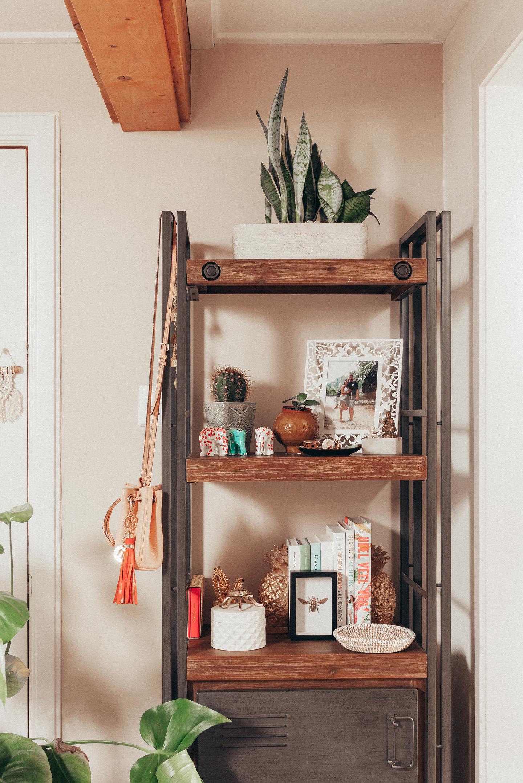 Mini Home Make-Over, Pure Natural & Retro Chic