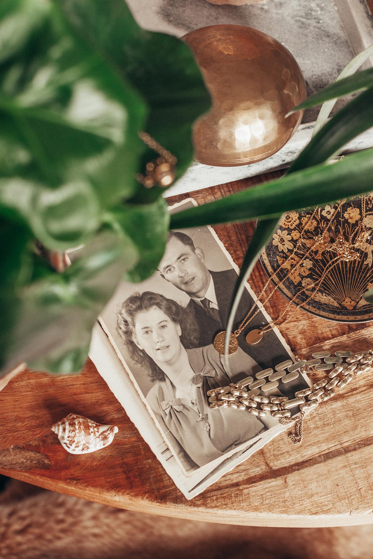 Dear Diary - I'm Healing old photo vintage