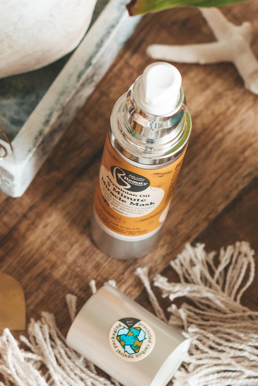 De Abyssinian Oil skincare lijn Beauty Kitchen