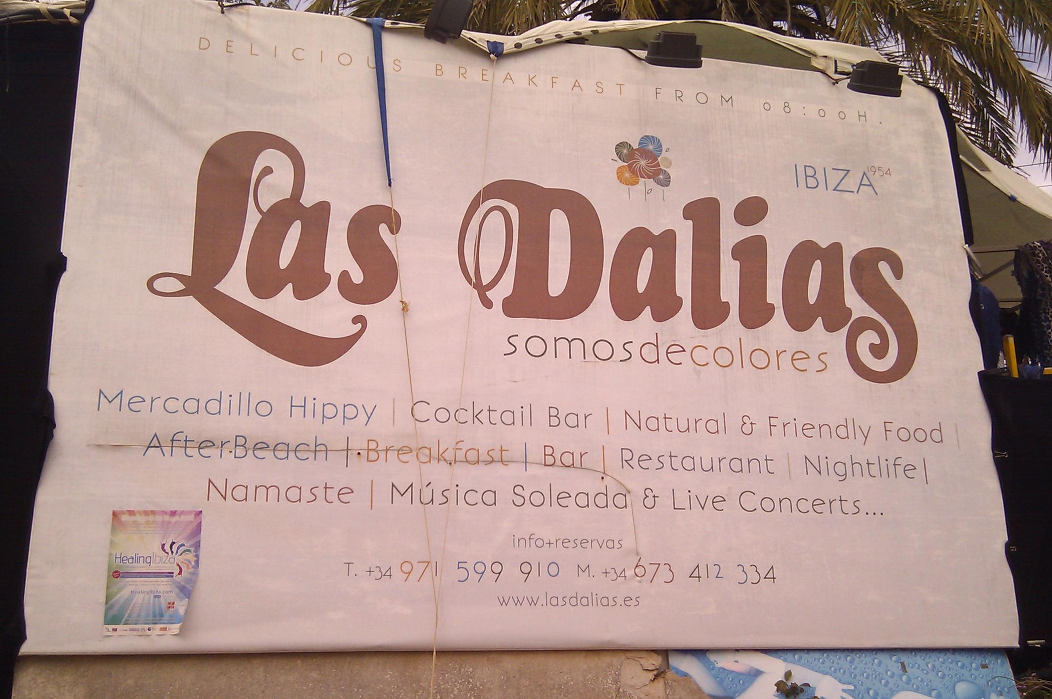 Las Dalias