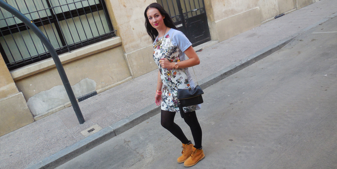Paris OOTD 1