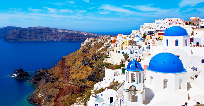 Travel Wishlist | Take me to Santorini summer 2015