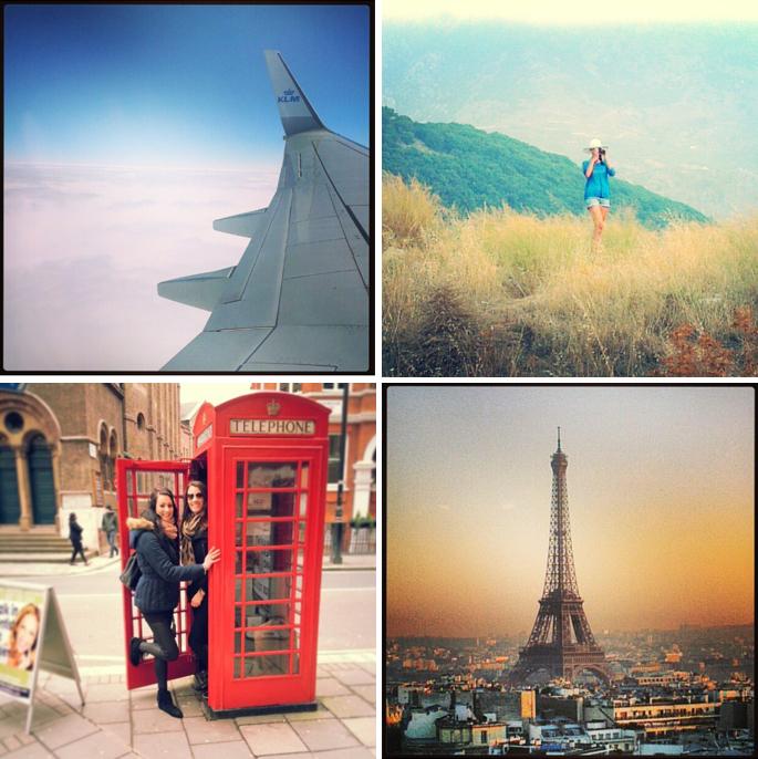 instagram vakantie