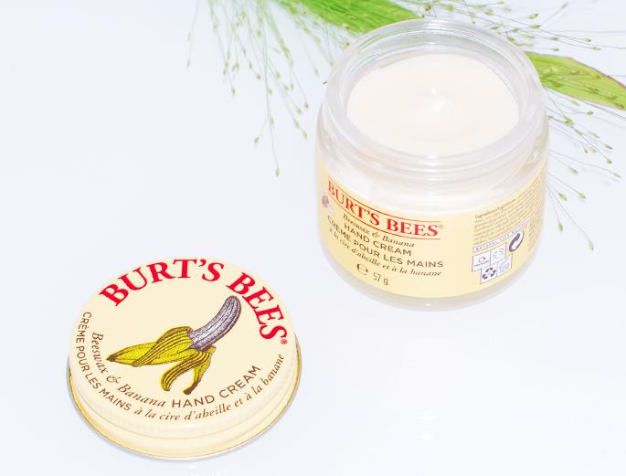 Burts Bees hand cream 14
