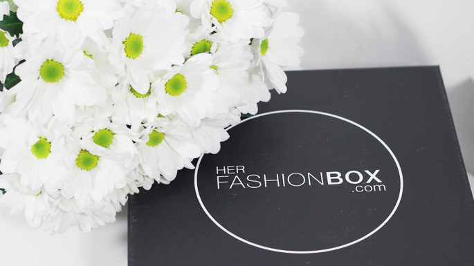 Her fashion box januari 2015 HFB
