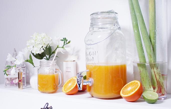 Xenos sapkan met kraan Mason jar look-a-like goedkoop budget sapjes, limonade leuk voor de zomer inspiratie review foto