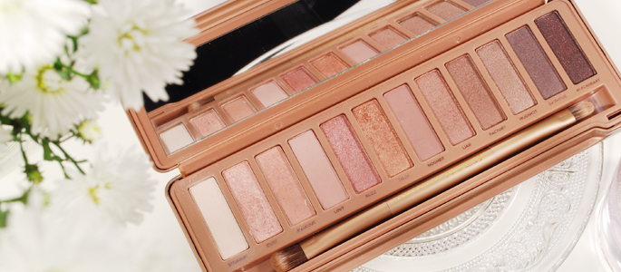 Naked 3 palette urban decay Beginnen met opmaken make-up beauty geheim basis basics begin bij een goede basis