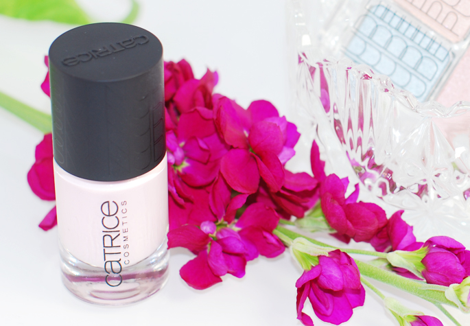 catrice nude purism cosmetics nagellak nailpolish nail laquer 10ml c02 Barely pink review beauty blog blogger