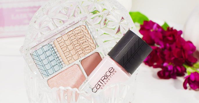 Catrice cosmetics make-up Nude Purism limited edition eye colour quattro c 01 baked brown oogschaduw bruin blauw beautyblogger beauty review