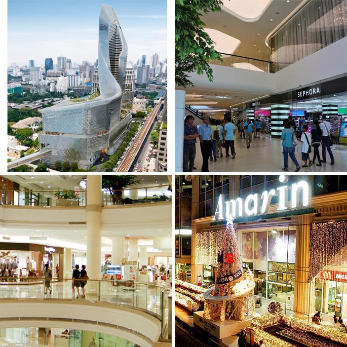 bangkok luxery winkelen luxe chique in een 1 dag tips reis