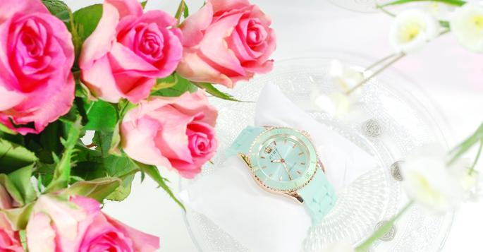 Lucardi Juwelier superleuke arm candy mintgroen, lila en babyblauw zijn echte musthaves dit seizoen Jet Set Addiction horloge review lifestyle by linda fashion
