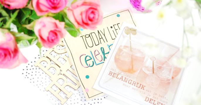 Woontrends in een envelop! Hallmark Cards Nederland B.V. review kaarten voorbeeld lifestyle by linda