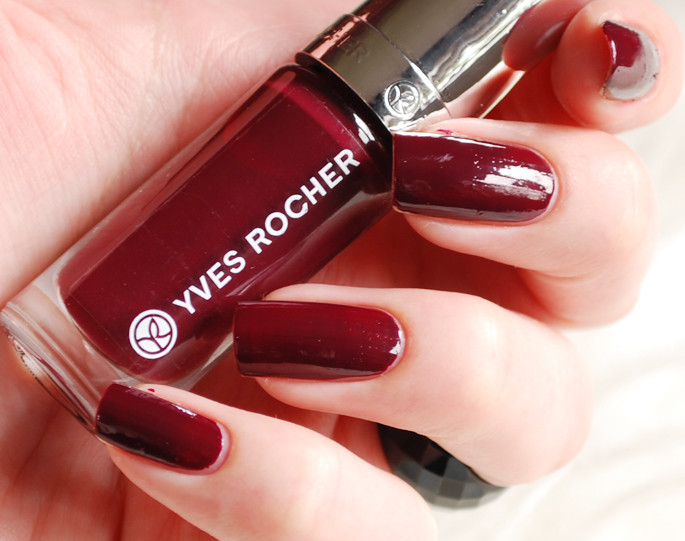 couleurs vegetable Yves Rocher nagellak 50 nieuwe kleuren Elemihars YR nagellak swatch Lifestyle by Linda beauty blog make-up prune mysterieux