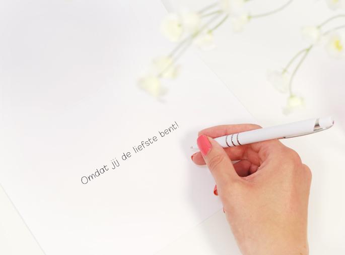 Kaartwereld kaarten review blog lifestyle by linda voorbeeld zelf kaarten maken cadeau verrassing post brievenbus lifestyle by linda webprint group