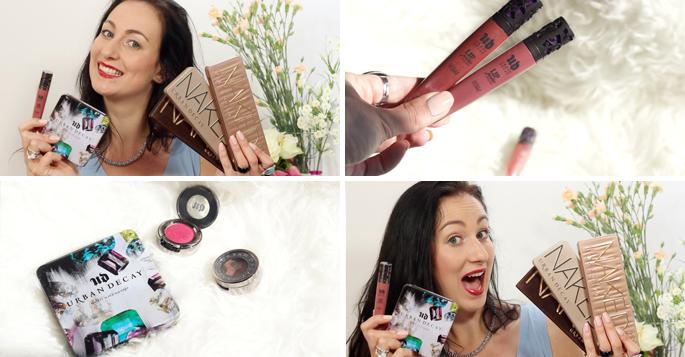 Mijn Urban Decay stash 2015 beauty blogger Naked Flushed Basics Lip Junkies oogschaduw palette lifestyle by linda video filmpje Youtube
