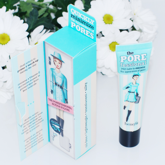 the pore fessional porefessional pro balm Benefit review beauty primer lifestyle by linda