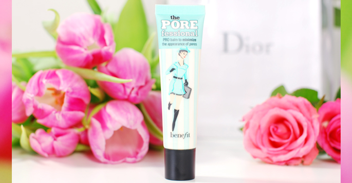 the pore fessional porefessional pro balm Benefit review beauty primer lifestyle by linda The Benefit POREfessional