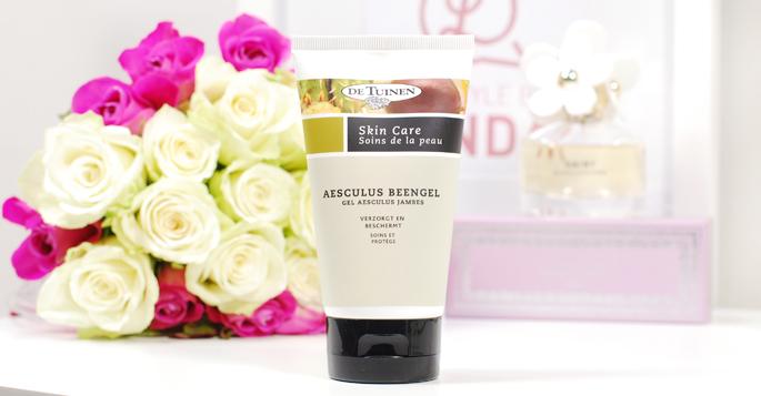 De tuinen skin care aesculus beengel verzorgt en beschermt review lifestyle by linda