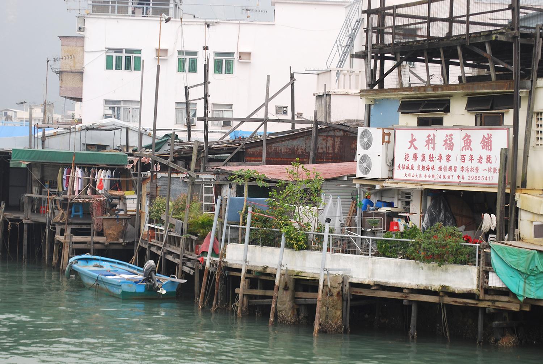 Tai O fishing village vissersdorp op palen lantau eiland island HongKong Hong Kong HK Azië city trip dag trip reis travel blog lifestyle by linda