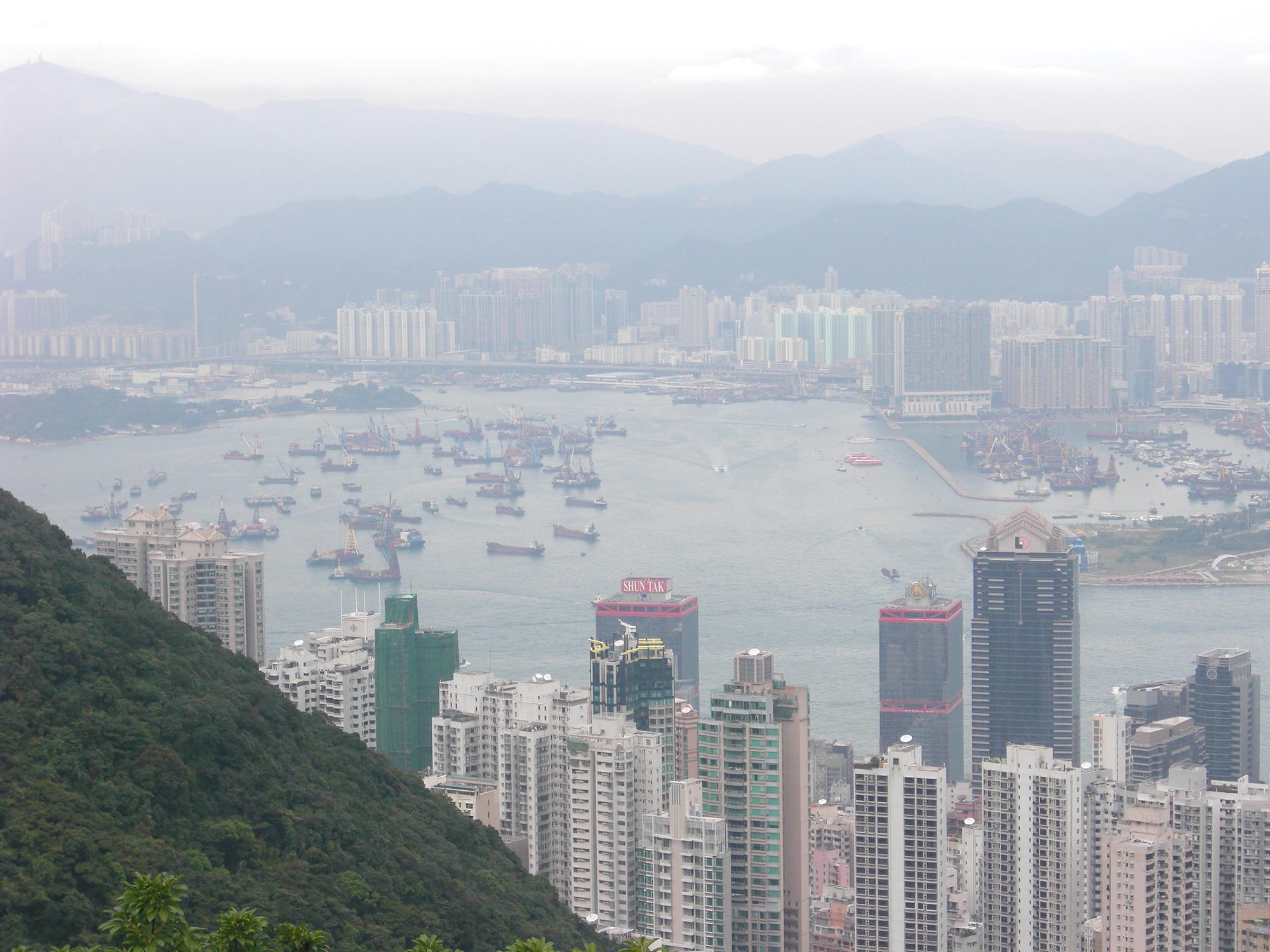 Hong Kong azië China The Piek View Hong Kong city travel reis reizen lifestyle by linda