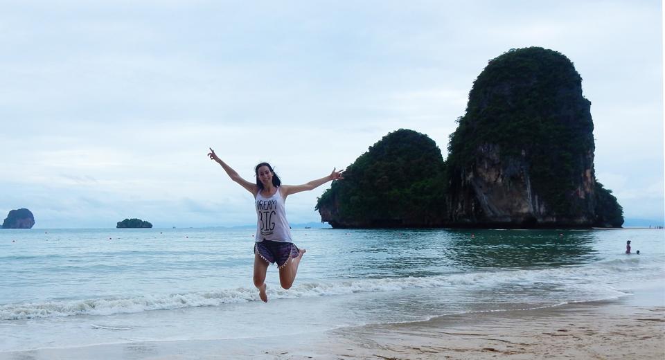 travel friday railay beach krabi ao nang thailand lifestyle by linda