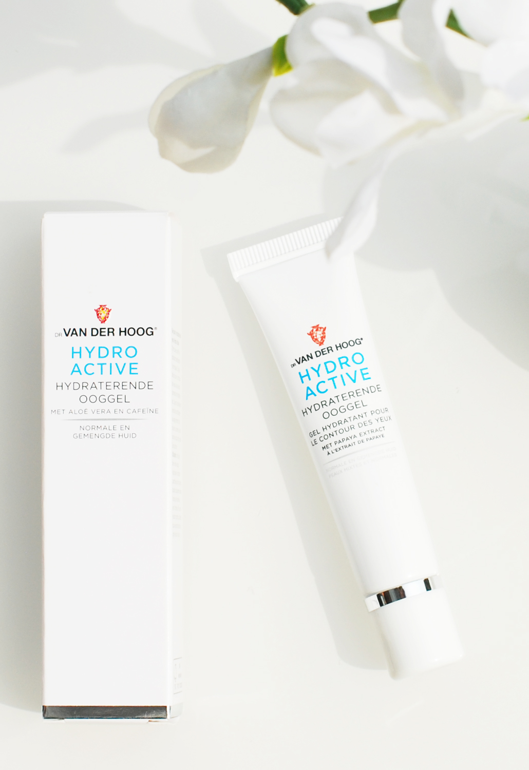 Dr van der hood hydro active hydraterende ooggel review lifestyle by linda
