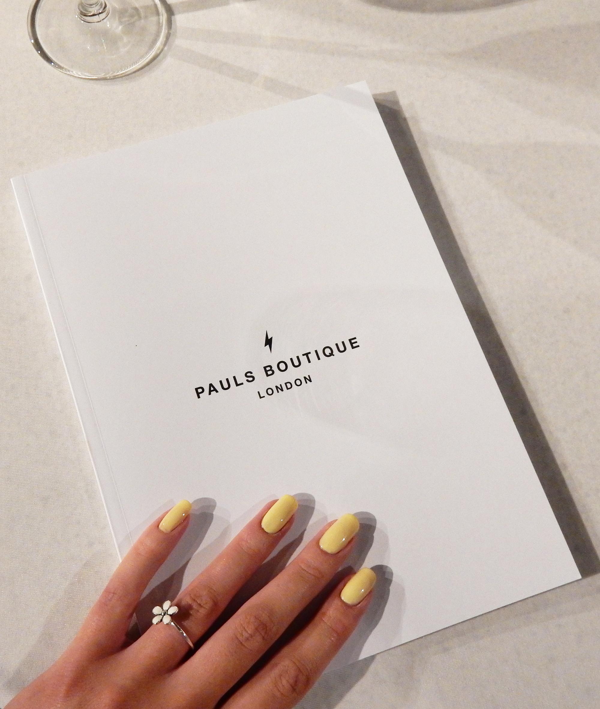 Pauls Boutique London Exclusive Style Blogger Event #PBESBE amsterdam vlog verslag lifestyle by linda fashion mode tassen