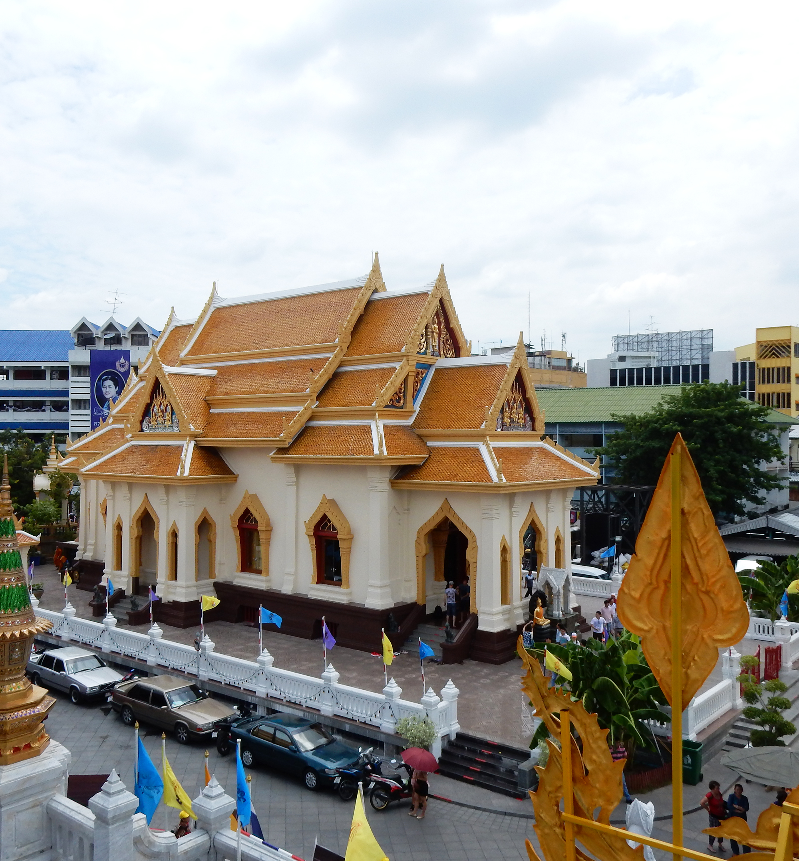 Bangkok Thailand in een dag tourist vakantie reis reizen Wat Traimit gouden boeddha golden buddha lifestyle by linda travel