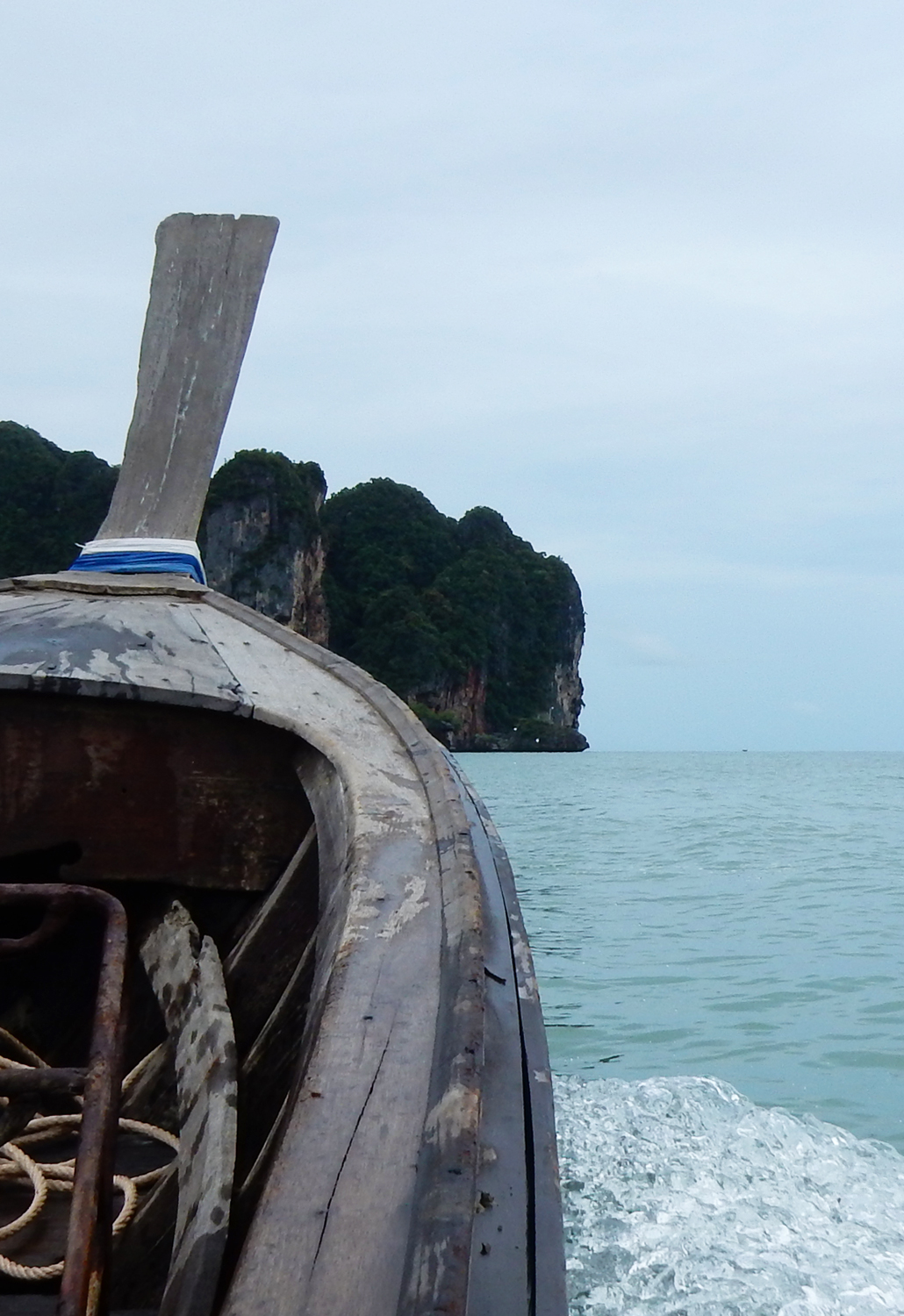 Thailand longtailboat