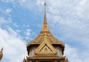 Bangkok Deel 1 | Wat Traimit de tempel met de gouden Boeddha & Vakantie vlog #1