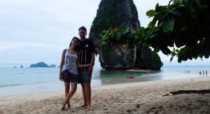 Thailand vlog   Met de longtailboat naar Railay Beach én wilde apen