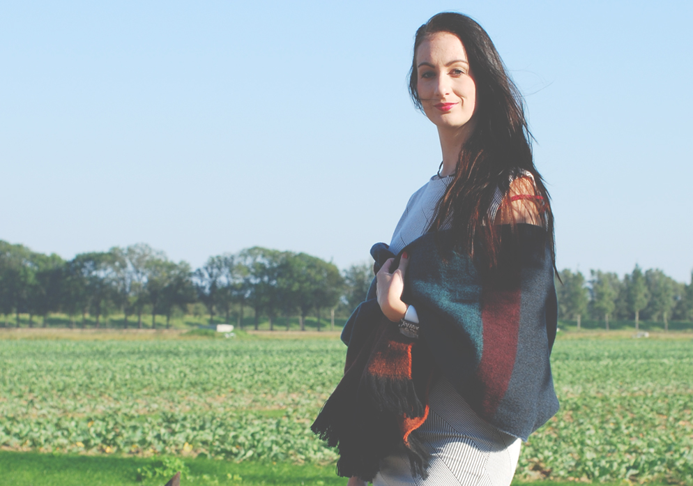 sans-online.nl vila OOTD outfit of the day fashion minolta lifestyle by linda