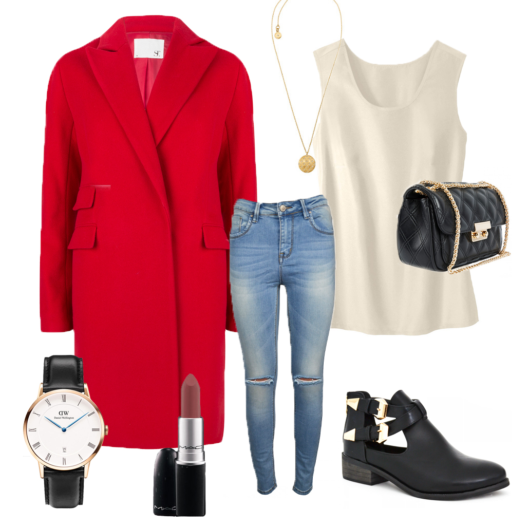 Voeg kleur toe aan je herfst outfit fashion lifestyle by linda