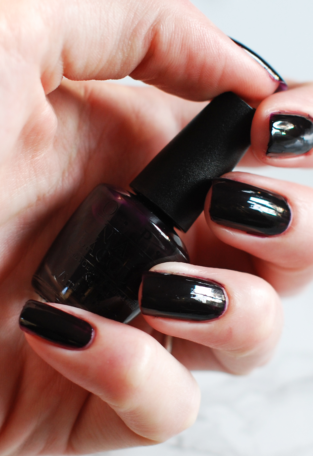 OPI Passport To Color Travel Exclusive review Lincoln Park After Dark