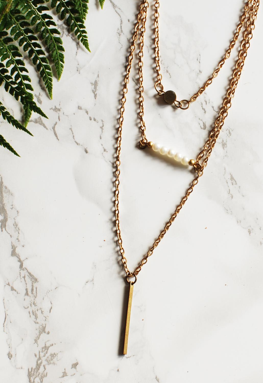 Webstash Multi layered pearls fashion lifestyle by linda ketting budget