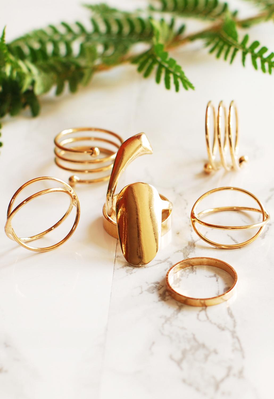 ikbensieraden.nl budget ringen knuckle ring punk gold goud