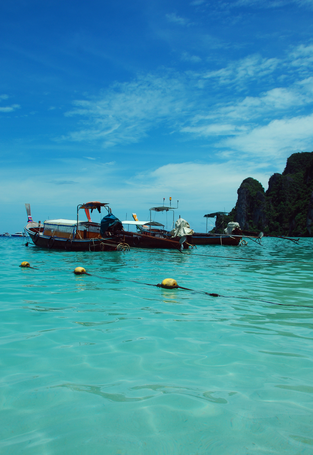 Koh Phi Phi Islands Lifestyle by linda