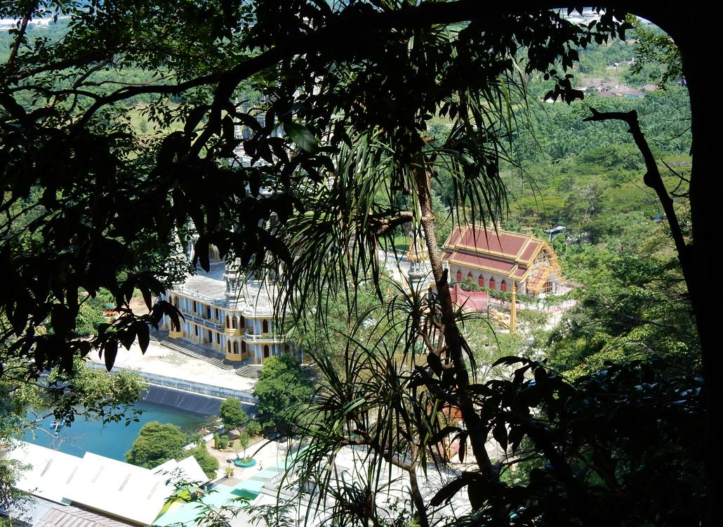 Krabi Tiger cave temple reizen thailand lifestyle by linda