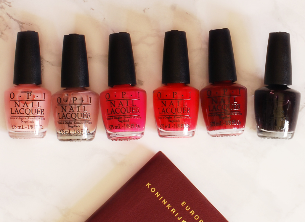 OPI Passport To Color Travel Exclusive review