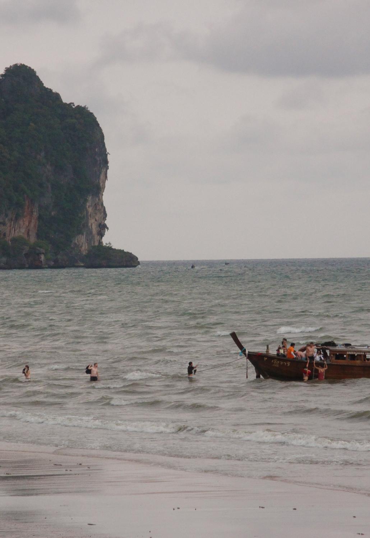 Thailand vlog krabi Ao nang beach reizen