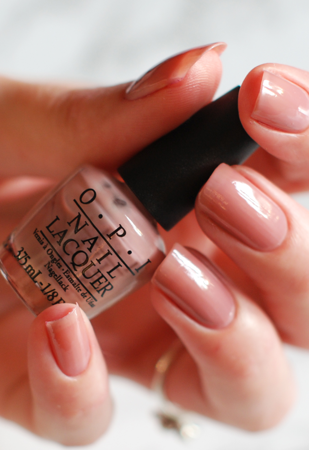 OPI Passport To Color Travel Exclusive review Tickle My France-y