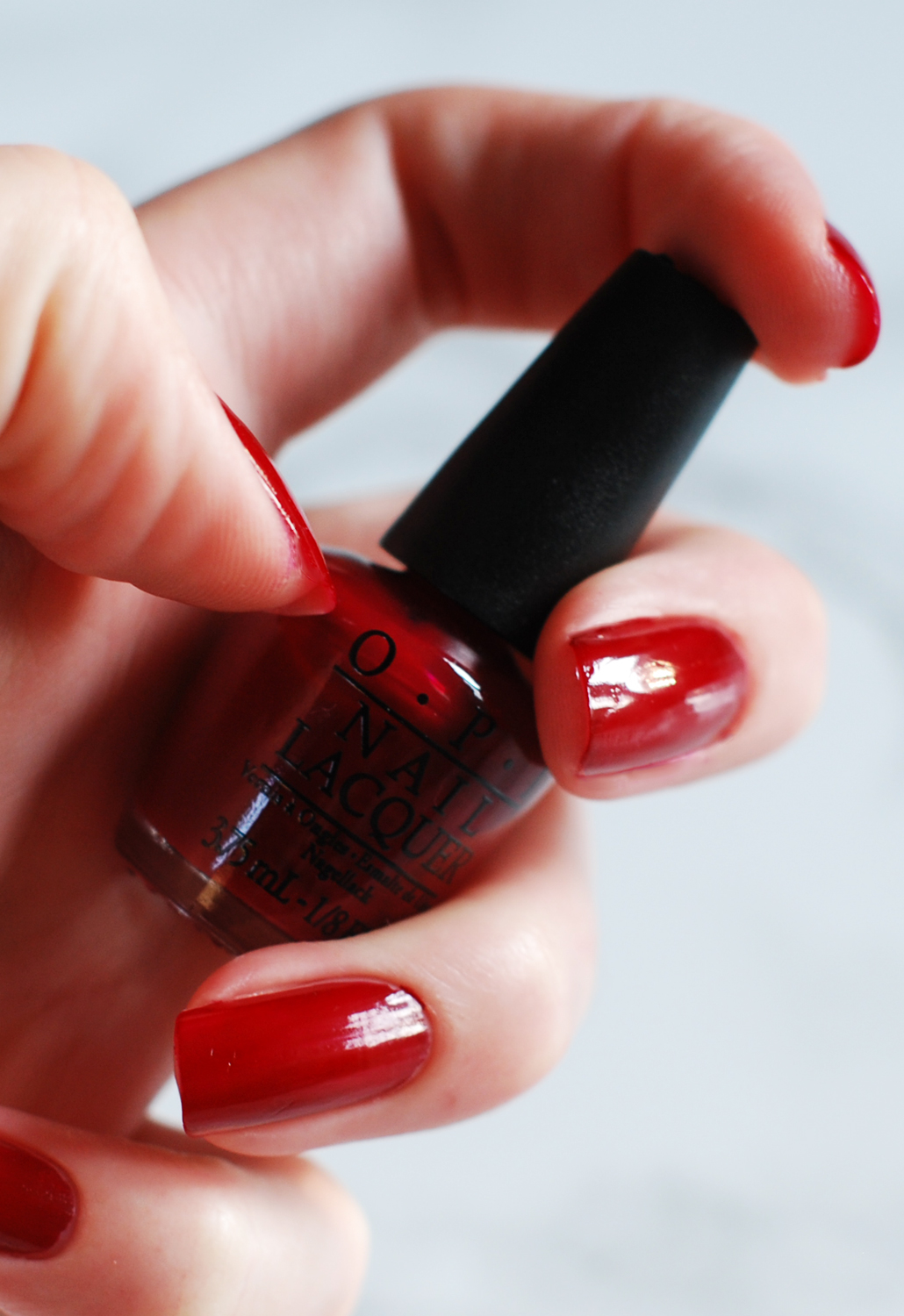 OPI Passport To Color Travel Exclusive review Malaga Wine