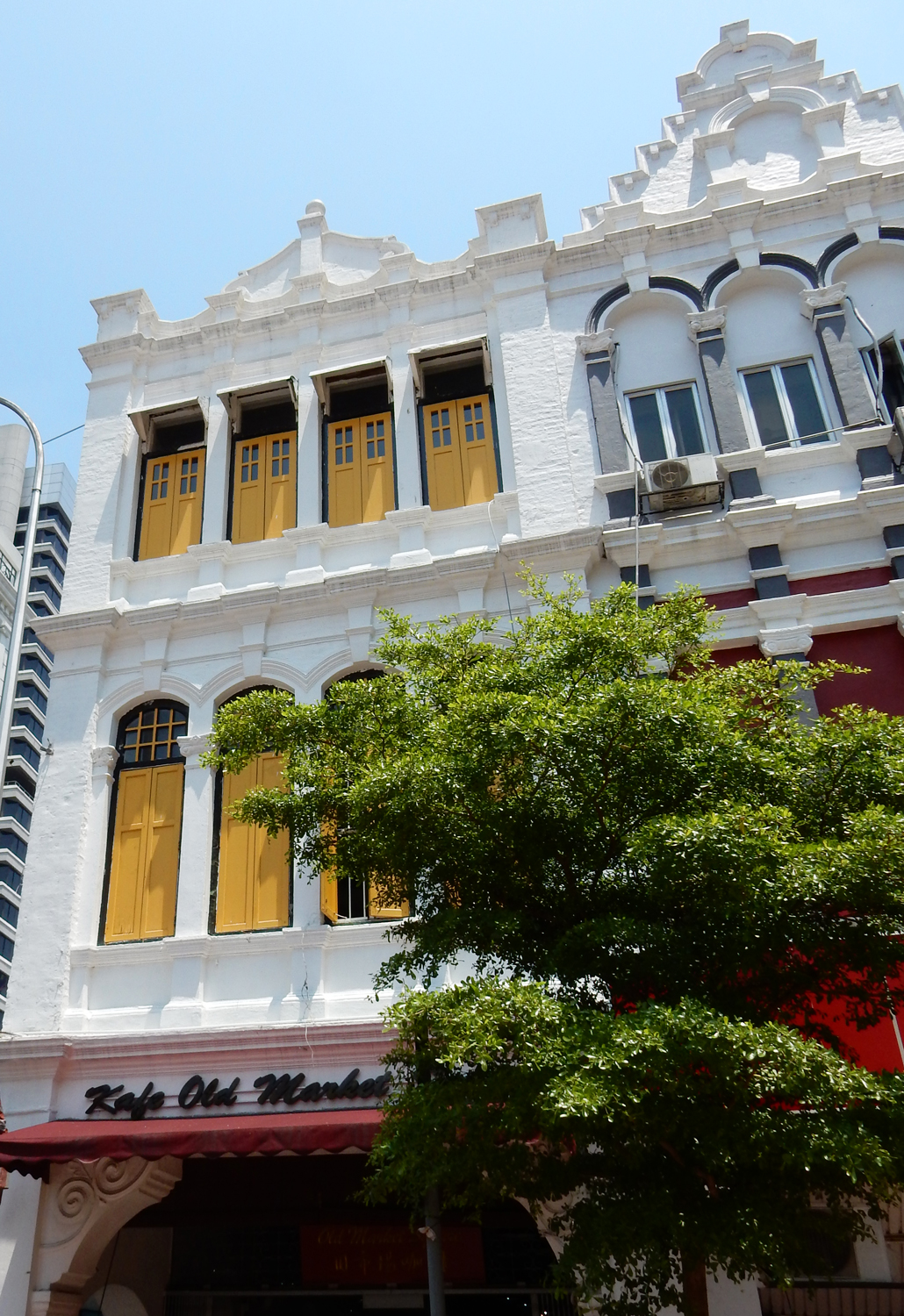 Central market Kuala Lumpur walking tour lonely planet wandel route stad maleisie