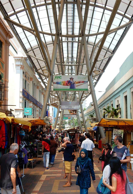 kasturi walk Kuala Lumpur walking tour lonely planet wandel route stad maleisie