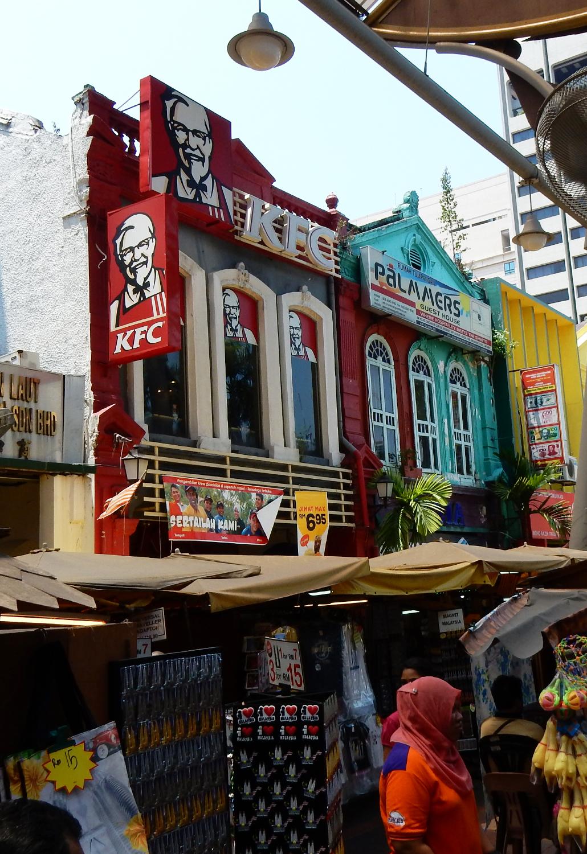 Kuala Lumpur walking tour lonely planet wandel route stad maleisie