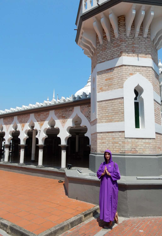 Masjid Jamek Bandaraya Kuala Lumpur (Jamek Mosque)