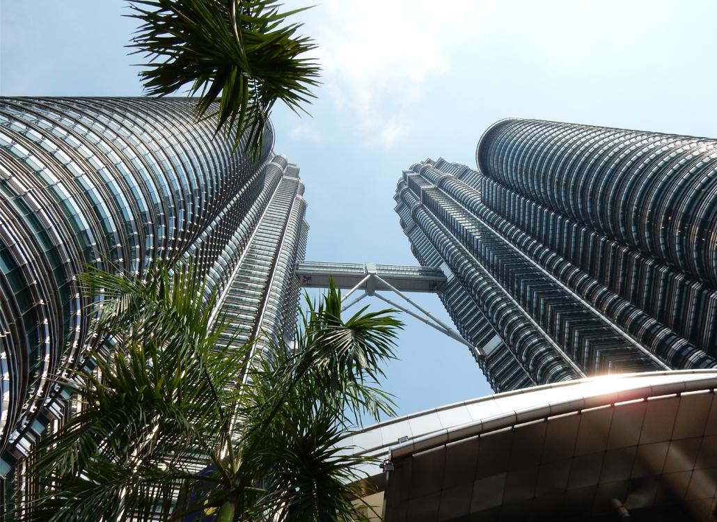 petronas towers kuala lumpur twin towers